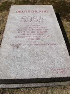 5,964 Germans who died for freedom
