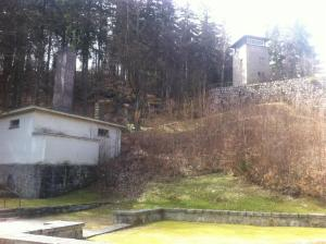 Watchtower and Crematorium