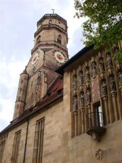 Evangelical Stiftskirche