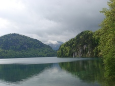 Forggen Lake, Schwangau