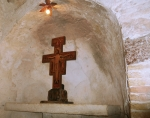 Cross of Saint Damien (located at the Cave of St. Francis