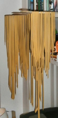 Freshly-made Tagliatelle