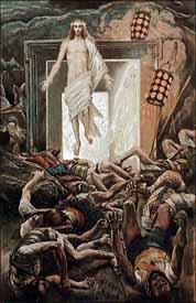James J. Tissot, 'Resurrection' Tissot (1896), Brooklyn Museum, watercolor