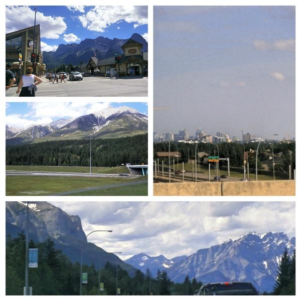 Calgary Bckdrop Fotor Collage