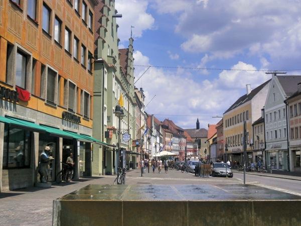 Freising Citiy View 2