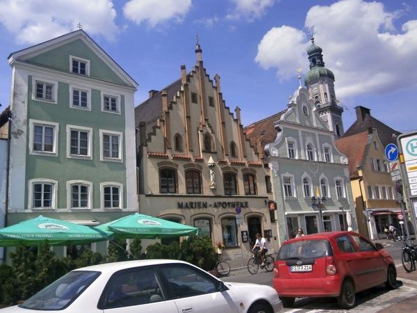 Freising Marienplatz