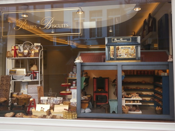 Confectionery store