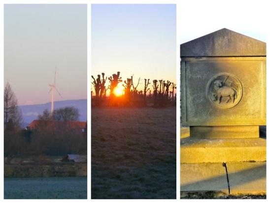 Moravian Symbol Stone_Fotor_Fotor_Collage
