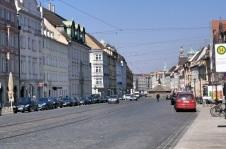 Maximilian Street - opposite view