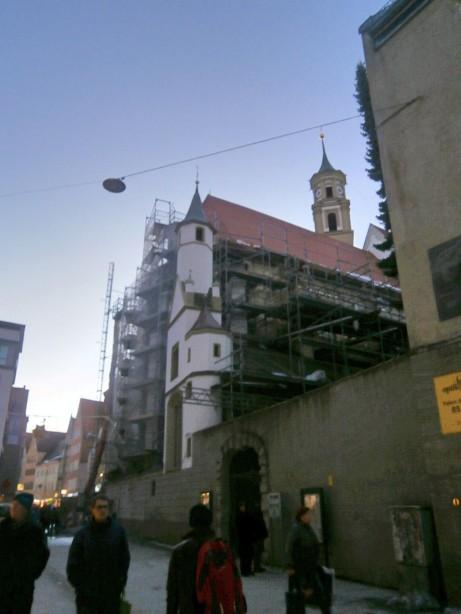 St Anna Evangelical-Lutheran Church