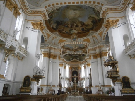 Wiblingen Abbey Church