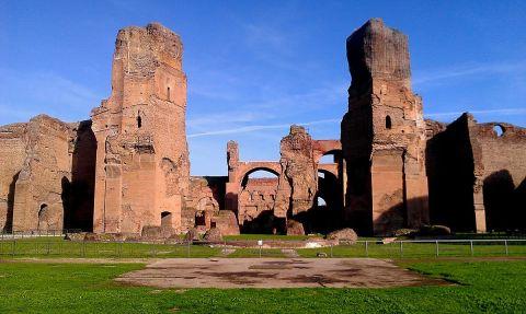 Bagni di Caracalla