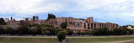 Palatino - Vestigi Case Imperiali