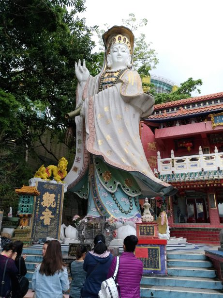 Goddess of Rpulse Bay - Hong Kong