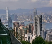 Hong Kong from Promontory
