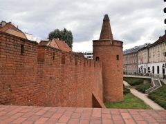 Warsaw Barbican Fortified Wall