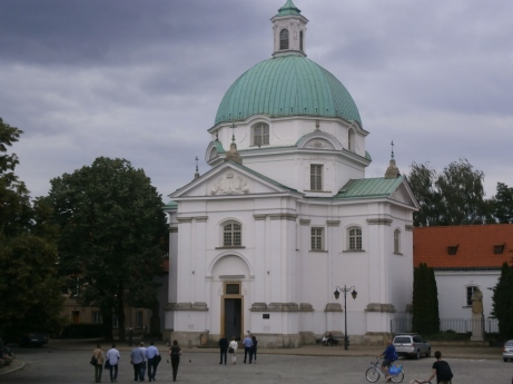 Warsaw - St. Casimir's Church