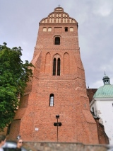 Warsaw - Church of the Visitation of the Blessed Virgin Mary