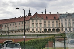 Tazienski Park and Palace