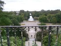 Warsaw Tazienski Park