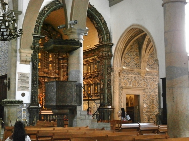 Faro - Se Cathedral Mosaics