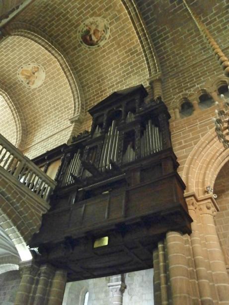 Évora Sé Cathedral Iberian Organ