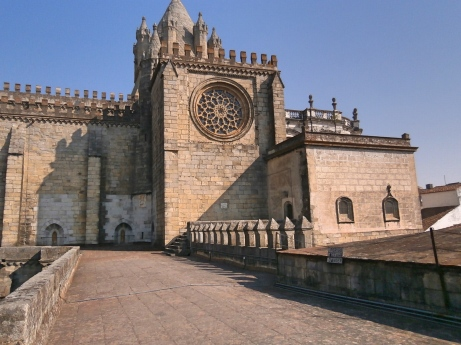 Évora Sé Cathedral Rose Window