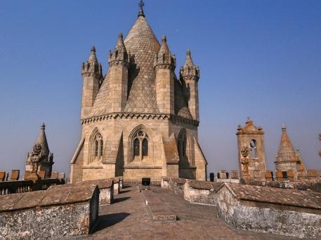 Évora Sé Cathedral Tower