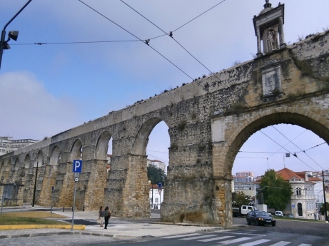 Coimbra - Roman Aqueduct
