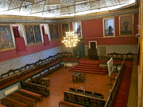 Coimbra University - Great Hall of Acts