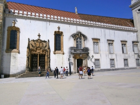 Coimbra Old Uni - Iron Gate
