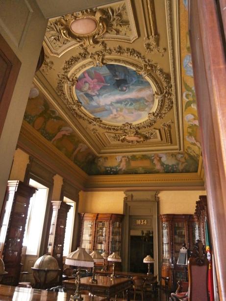 Coimbra - Biblioteca Joanina