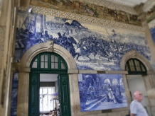 Porto, Bento Train Station
