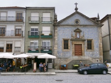 Porto, Harbour Side Church Façade