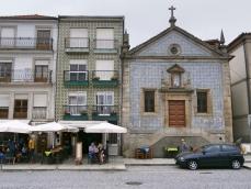 Porto, Harbour Side Church Façade