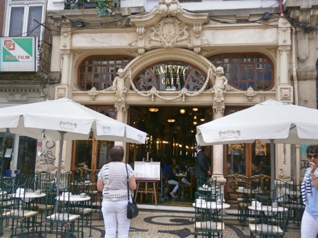 Porto, Majestic Café