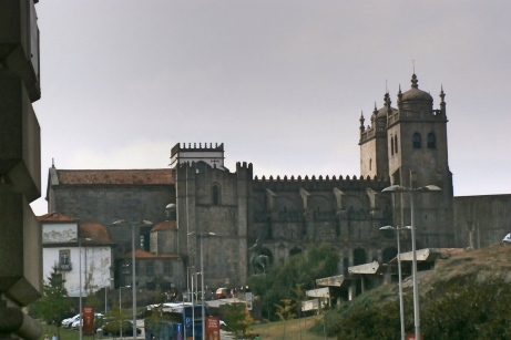 Porto, St. Francis Church