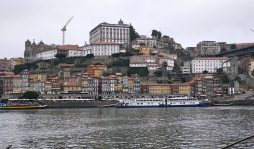 Porto from Harbourside
