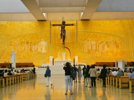 Fatima, Basilica of the Holy Trinity