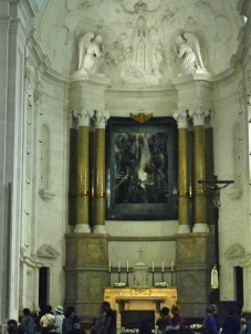 Altar of Apparition Portugal