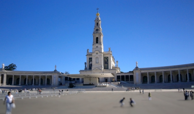 Fatima, Basilica of our Lady of the Rosary