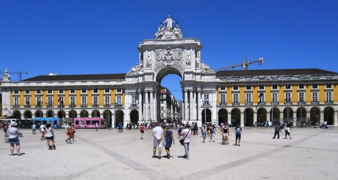 Lisboa - Praça Rossio