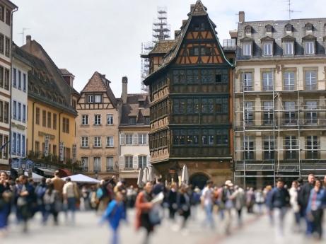 Strasbourg - Maison Kammerzell