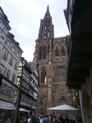 Notre-Dame of Strasbourg Cathedral