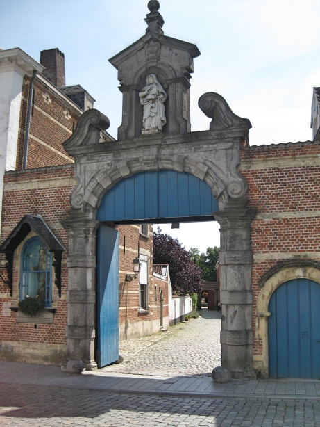 Lier, Beguinage Main Entrance
