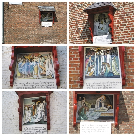 Lier, Beguinage Stations of the Cross