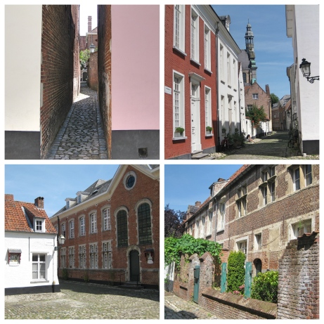 Lier, Beguinage Streets and Alleys