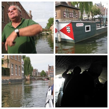 Lier, Boatride on the Nete River
