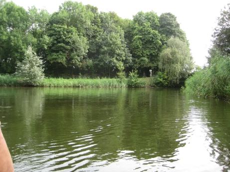 Lier, Nete River