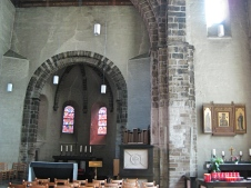 Lier, St. Peter Chapel, Interior